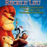"""Animația """"Regele Leu"""", la cinematograful din Grădiște"""