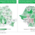 Performanța economică a județelor. Aradul, în coborâre
