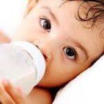 Lapte praf HiPP pentru dieta sănătoasă a bebelușului