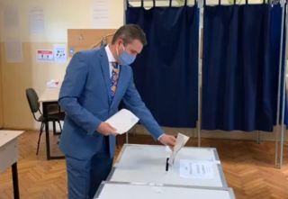 """Călin Bibarț: """"Cred că este foarte simplu: un om, un vot pentru Arad"""""""