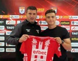 Călin Popescu a semnat cu UTA Arad
