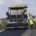 """Iustin Cionca: ,,Se asfaltează zilnic pe Arad – Pâncota"""""""