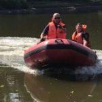 UPDATE Pompierii caută în râul Mureș un copil, care a intrat în apă și nu a mai ieșit