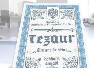 Titlurile de stat Tezaur pot fi cumpărate şi în luna august