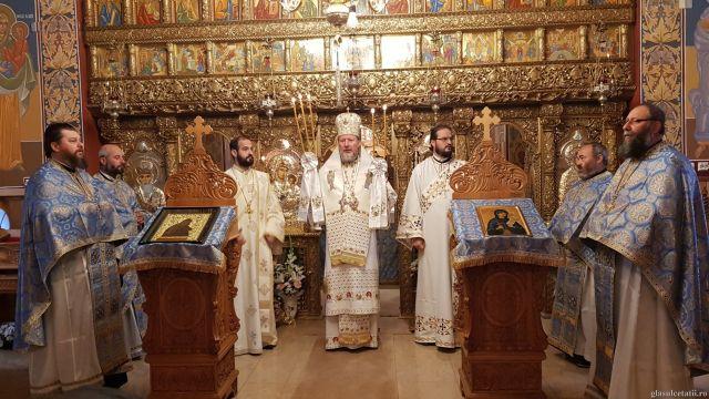 Sfânta Cuvioasă Parascheva sărbătorită la Schitul de maici de la Bodrogu-Vechi
