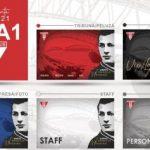 Clubul UTA distribuie cardurile de abonament