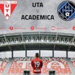 Bilete virtuale pentru meciul UTA – Academica Clinceni