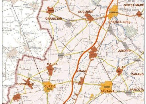 A fost anunțată firma care a câștigat licitația pentru proiectarea drumului expres Arad – Oradea