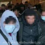45 de migranți din Siria, Irak, Tunisia şi Palestina, găsiți ascunși într-un autotren la PTF Nădlac II