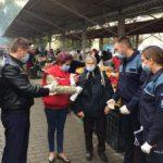 Acțiuni de prevenire în piețele din județul Arad