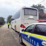 Acțiune pentru verificarea legalității transporturilor rutiere de persoane și mărfuri, în Arad
