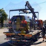 Sesizările privind mașinile ridicate de pe străzile din Arad, la numărul 0257 – 939