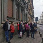Tur al clădirilor istorice din Arad. Tema: Istoria familiei Neuman