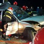 Accident în Arad. Trei persoane au fost rănite și transportate la spital