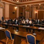 Prima ședință extraordinară a noului CLM Arad. Au fost stabilite comisiile de specialitate