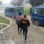 Misiune de îndepărtare sub escortă pentru 6 cetățeni străini