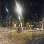 Ce se întâmplă la locurile de joacă din Arad? Sex, cerșetorie, scandaluri