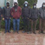 Migranți din Siria şi Irak, cu documentele de identitate bulgăreşti, depistaţi la PTF Nădlac II