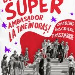 Super, ediția a 9-a. Devino ambasadorul festivalului de artă făcută de adolescenți la tine în oraș!