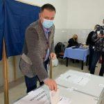 """Mihai Fifor: """"Am votat cu drag de Arad și cu România în suflet"""""""