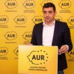George Simion: 15.000 de români s-au înscris în AUR în numai 24 de ore