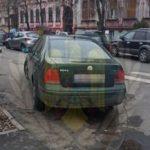 Șoferi amendați pentru opriri în locuri nepermise, în municipiul Arad