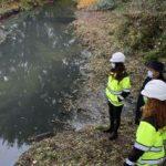 Canalul Mureșel, decolmatat și igienizat. Lucrările, avizate de CJ Arad