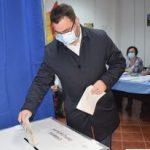 """Glad Varga: """"Am votat pentru dezvoltarea României, pentru continuarea investiţiilor"""""""