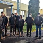 20 de migranți, depistați de poliţiştii de frontieră din judeţul Arad
