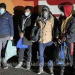 Migranți depistați ascunşi într-un automarfar, la PTF Nădlac II