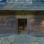 Tururi virtuale ale Muzeului Naţional al Ţăranului Român. Pot fi văzute biserici din Arad