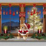 Idei de ornamente de Crăciun pentru ferestre