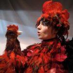 Iulia Pop Dragoș, de pe scena de dramă, pe scena Trupei Marionete