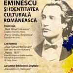 """Ziua Culturii Naționale, marcată la Biblioteca Județeană Județeană """"Alexandru D. Xenopol"""" Arad"""