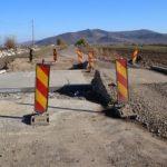 Lucrări suspendate din cauza condițiilor meteo pe șase drumuri din județul Arad