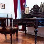 Exponatul lunii ianuarie la Muzeu. Biroul de lucru al scriitorului Ioan Slavici