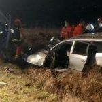 Accident la ieșirea din Arad spre Iratoșu. Trei bărbați au fost răniți
