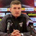 Balint, înaintea partidei cu U Craiova: Nu putem scoate un rezultat bun dacă ne prezentăm ca în meciul cu FCSB