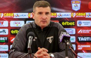 Laszlo Balint: E esenţial să speculăm vulnerabilităţile celor de la Dinamo