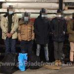 42 de migranți, depistați de poliţiştii de frontieră de la Nădlac şi Vărşand
