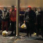 Migranți găsiți într-un TIR și când încercau să treacă granița pe jos în Ungaria