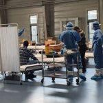Spitalul de campanie de la Expo Arad și-a suspendat temporar activitatea