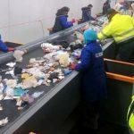 Staţia de sortare a deşeurilor din Arad a fost pusă în funcţiune