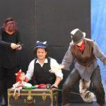 """Capra cu trei iezi"", pe scena Trupei Marionete"
