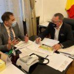 Problemele fermierilor arădeni, în atenția ministrului Agriculturii şi Dezvoltării Rurale