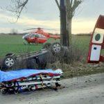 Accident între Șiclău și Socodor. Două persoane au fost rănite și duse la spital