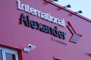 Grupul International Alexander Holding a devenit, oficial, proprietar al Vio Transgrup