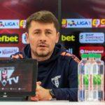 """Alin Pînzaru: """"Avem un parcurs mai consistent în returul Ligii I"""""""