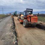 Conducerea CJ Arad a cerut constructorului reluarea lucrărilor la drumul Arad – Șiria