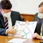 A fost semnat contractul pentru modernizarea drumului județean Curtici – Sânmartin